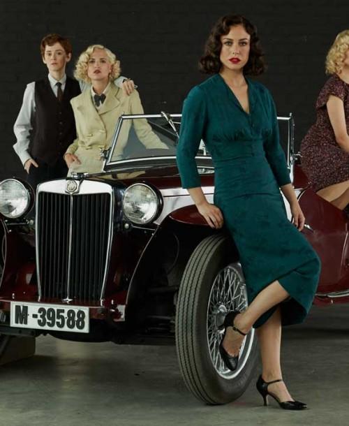 «Las chicas del cable»: Primer tráiler de la cuarta temporada