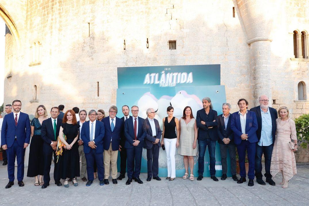 Reina Letizia - Inauguración de la 9ª edición del Atlántida Film Fest © Casa S.M. El Rey