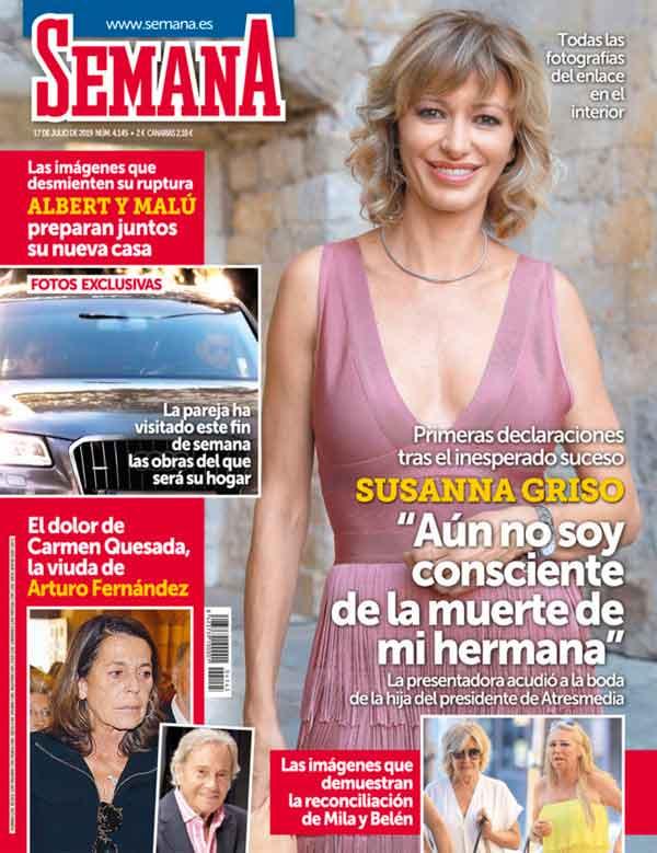 Malú y Albert Rivera visitan las obras de su casa - Revista Semana