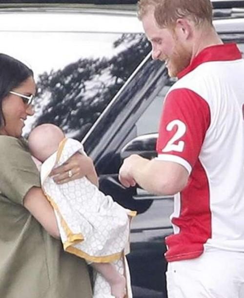 El duelo de estilo de Meghan Markle y Kate Middleton en el polo
