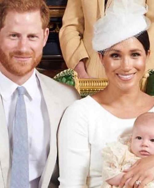 Meghan Markle y Kate Middleton, duelo de estilo en el bautizo de Archie