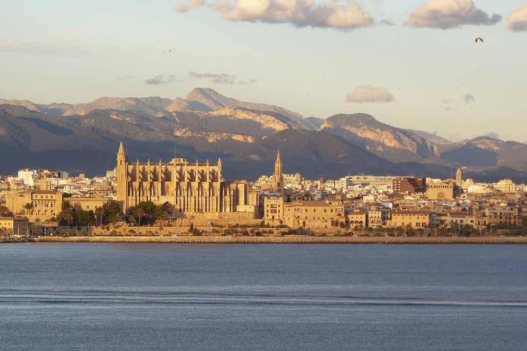 Palma de Mallorca, shopping y actividades de lujo
