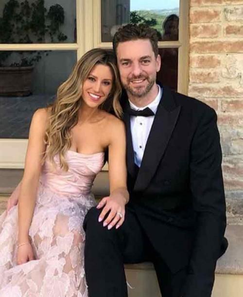 Pau Gasol y Cat McDonnell ¡se han casado!