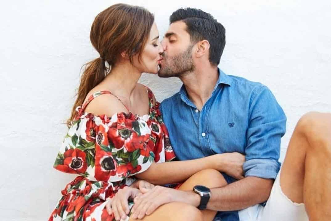 Paula Echevarría y Miguel Torres se ponen en forma juntos