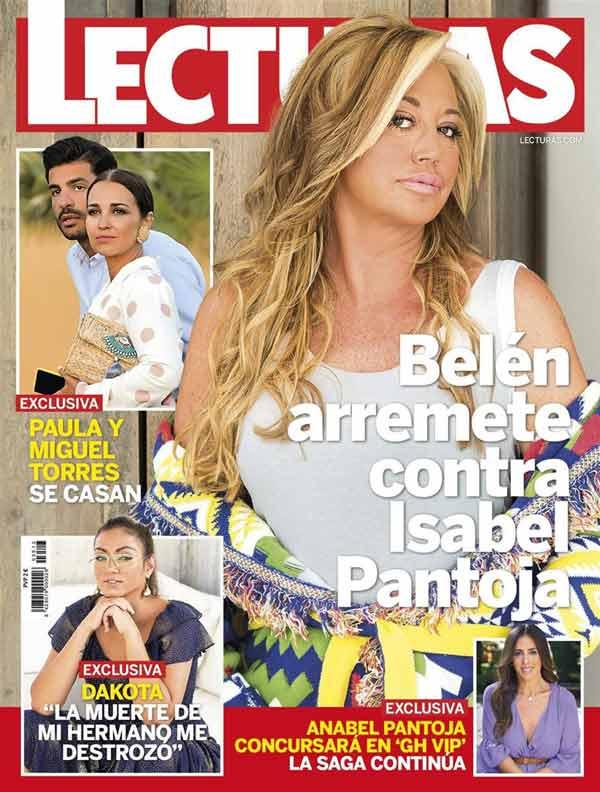 Paula Echevarría y Miguel Torres se casan - Lecturas