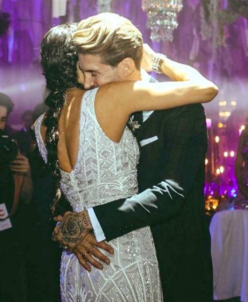 Sergio Ramos y Pilar Rubio: su romántica declaración de amor un mes después de su boda