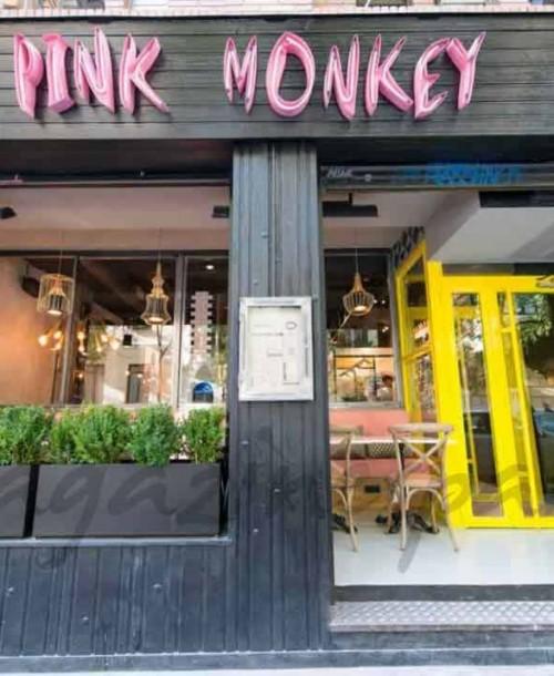 Pink Monkey renueva su carta