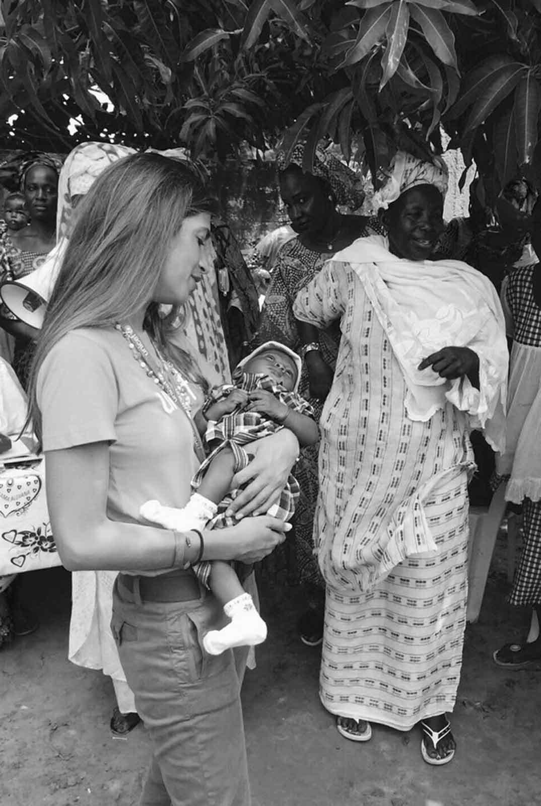 Sara Carbonero Embajadora de UNICEF © Instagram