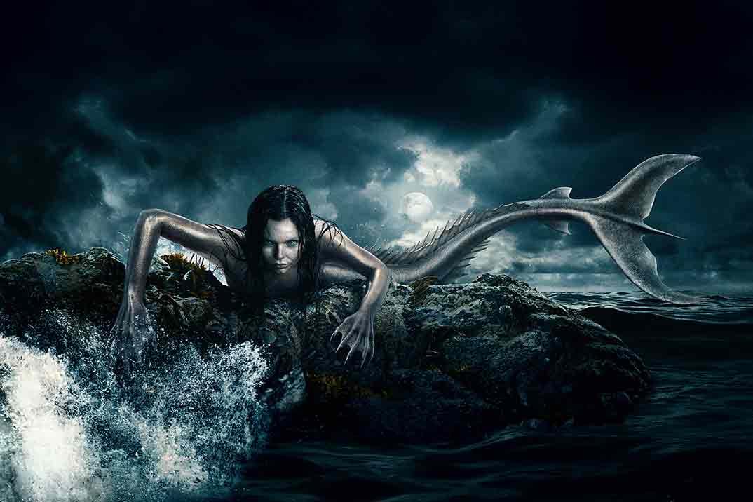 Las sirenas llegan a Cuatro en el estreno de 'Siren'