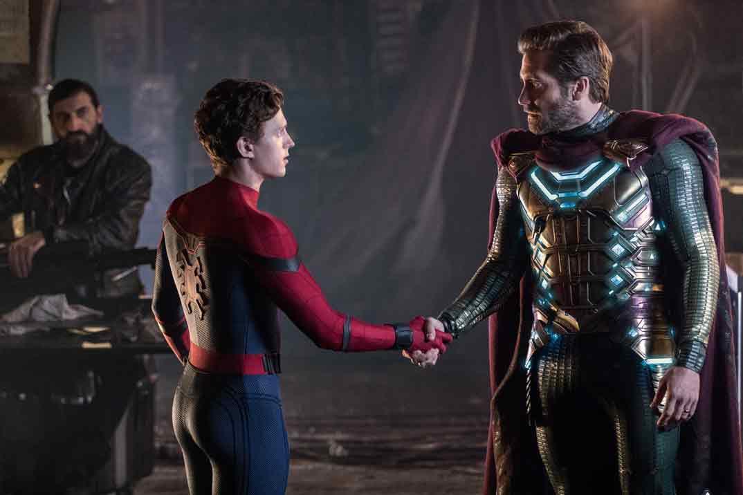 Spiderman – Lejos de casa – Tráiler