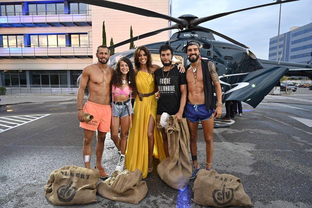 Supervivientes 2019 © Mediaset