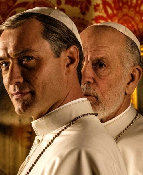 «The new Pope», protagonizada por Jude Law, se estrenará en Venecia