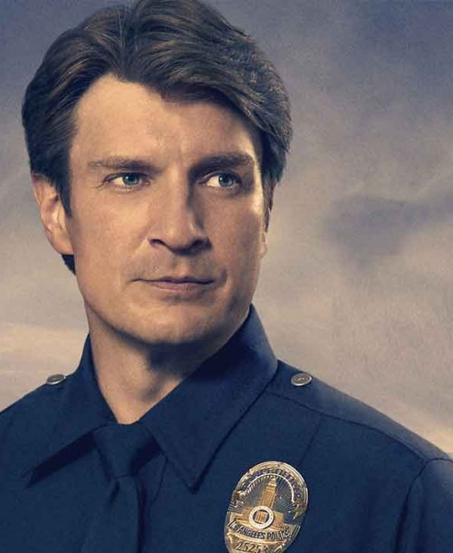 Estreno 'The Rookie', nueva serie protagonizada por Nathan Fillion