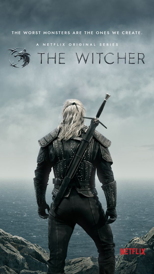 The Witcher © Netflix