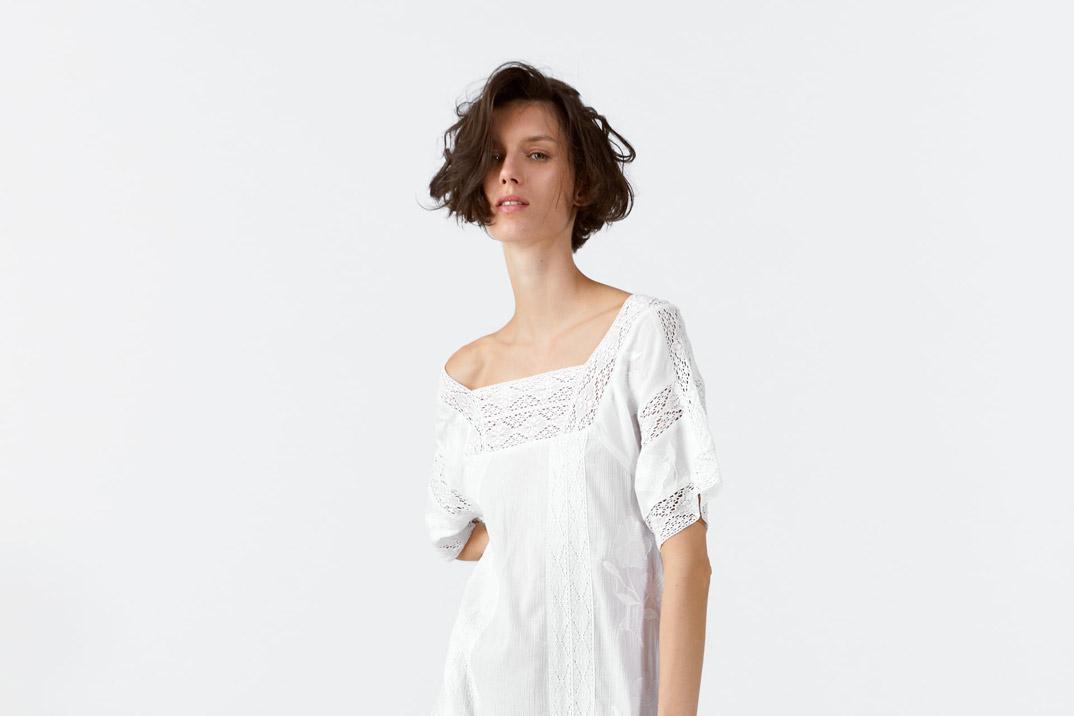 Los vestidos blancos perfectos para este verano
