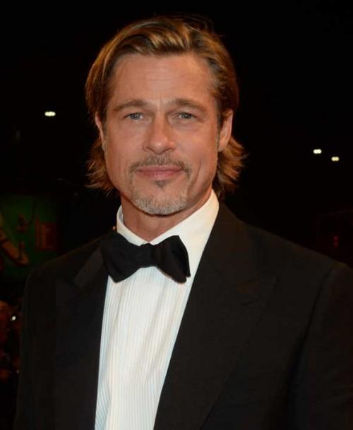 Brad Pitt causa furor en Venecia