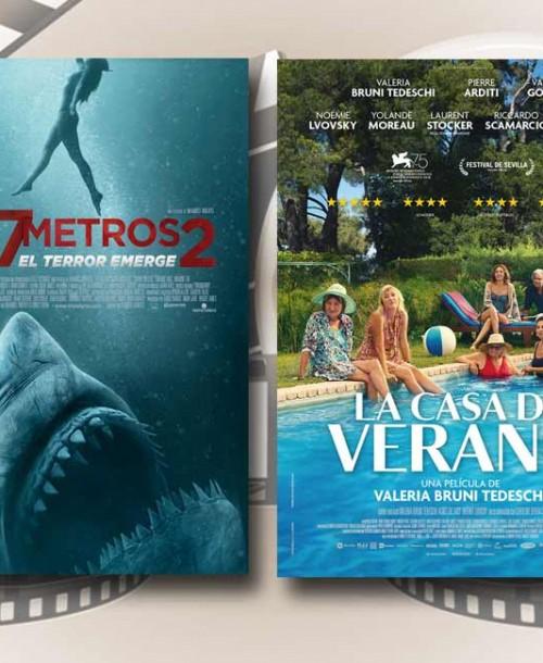Estrenos de Cine de la Semana… 16 de Agosto 2019