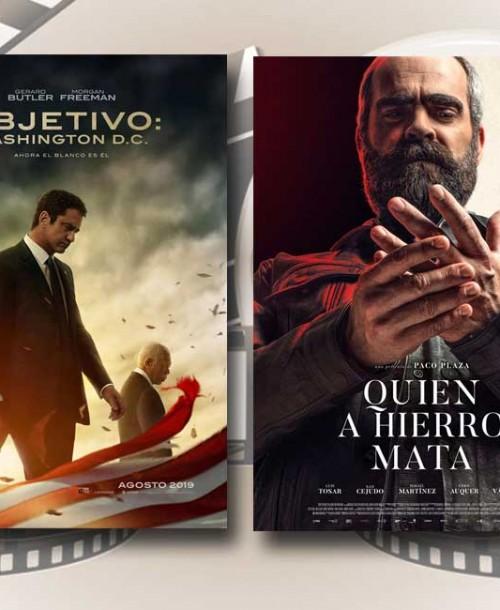 Estrenos de Cine de la Semana… 30 de Agosto 2019