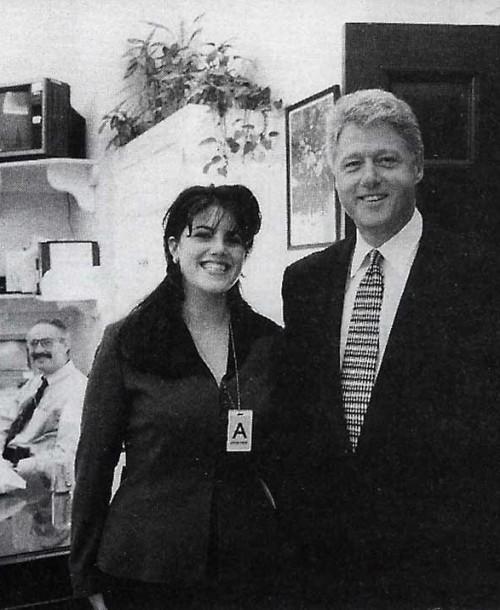 Bill Clinton y Monica Lewinsky, protagonistas de la nueva temporada de American Crime Story