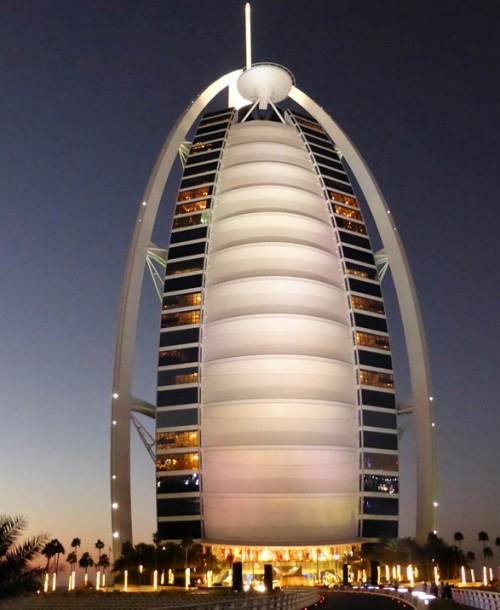 Dubai: Burj Al Arab, Bur Dubai y Burj Khalifa