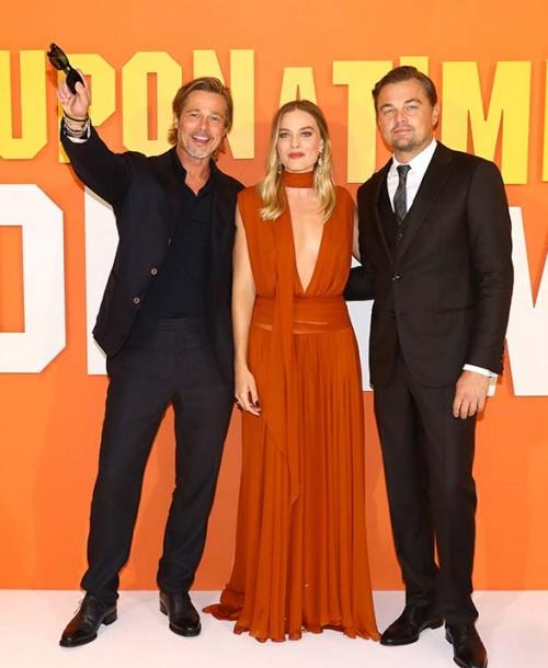 Así ha sido el estreno de «Érase una vez en Hollywood»… En Londres