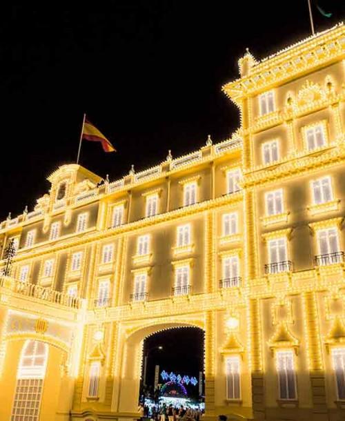La Feria de Málaga este año dura más días