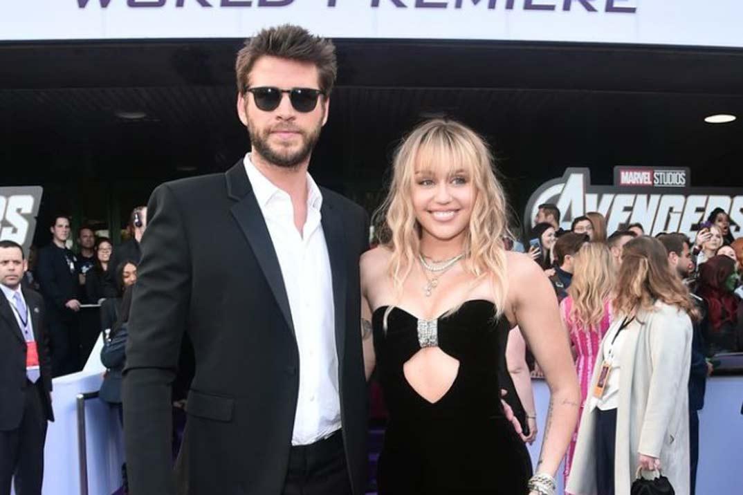 Las razones de la ruptura de Miley Cyrus y Liam Hemsworth