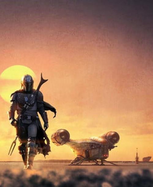 """""""The Mandalorian"""": Tráiler, fecha de estreno y todos los detalles de la serie de Star Wars"""