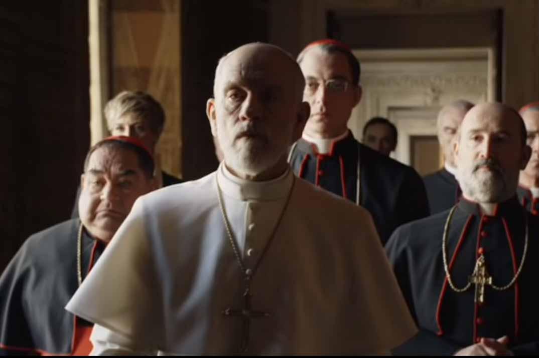 new pope nueva portada