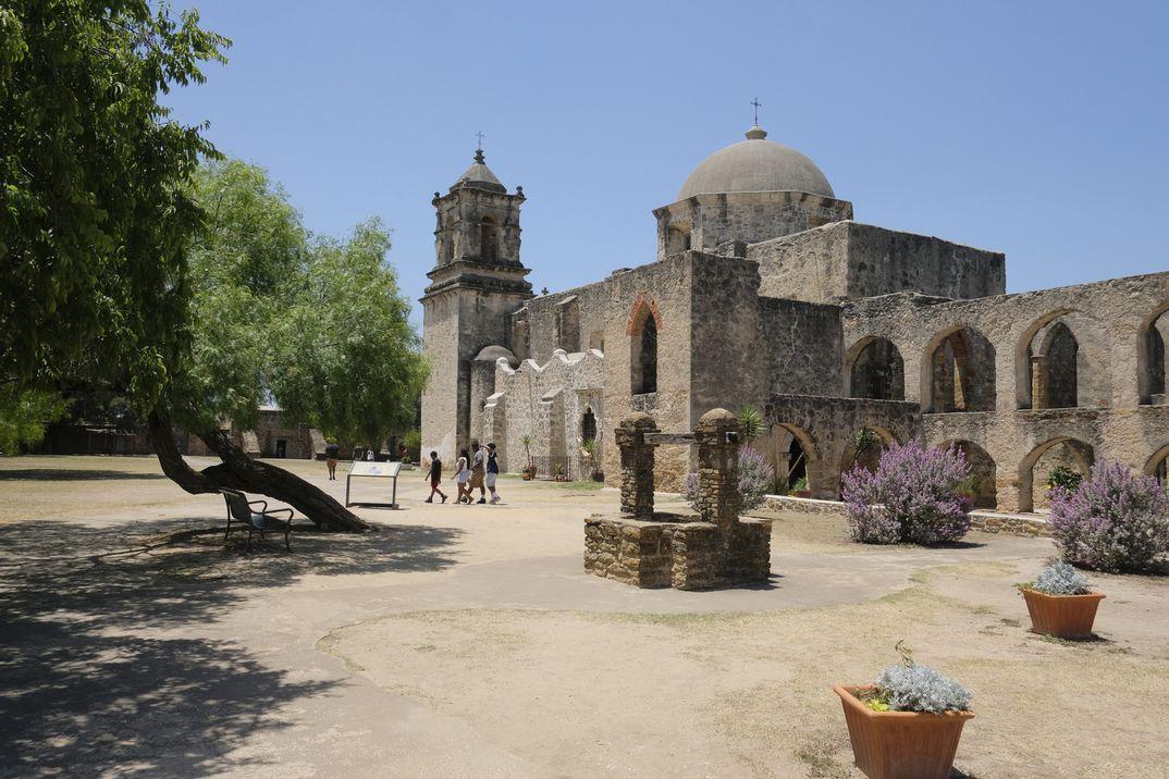 Misiones de San Antonio
