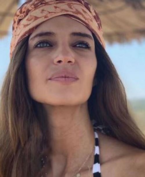 Sara Carbonero tiene el bikini marinero perfecto
