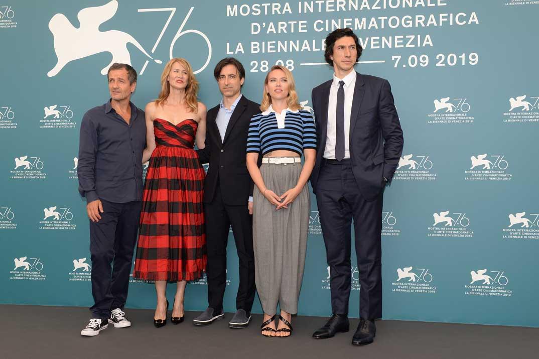 Scarlett Johansson, Laura Dern © La Biennale di Venezia - foto ASAC