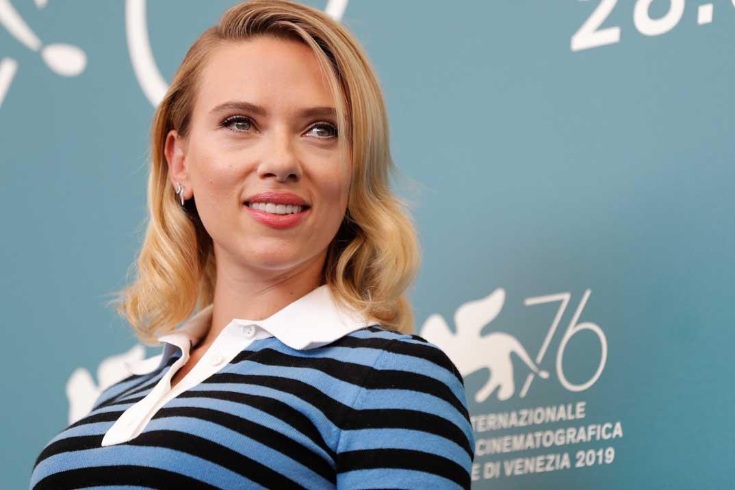Scarlett Johansson, un año más, la actriz mejor pagada del mundo
