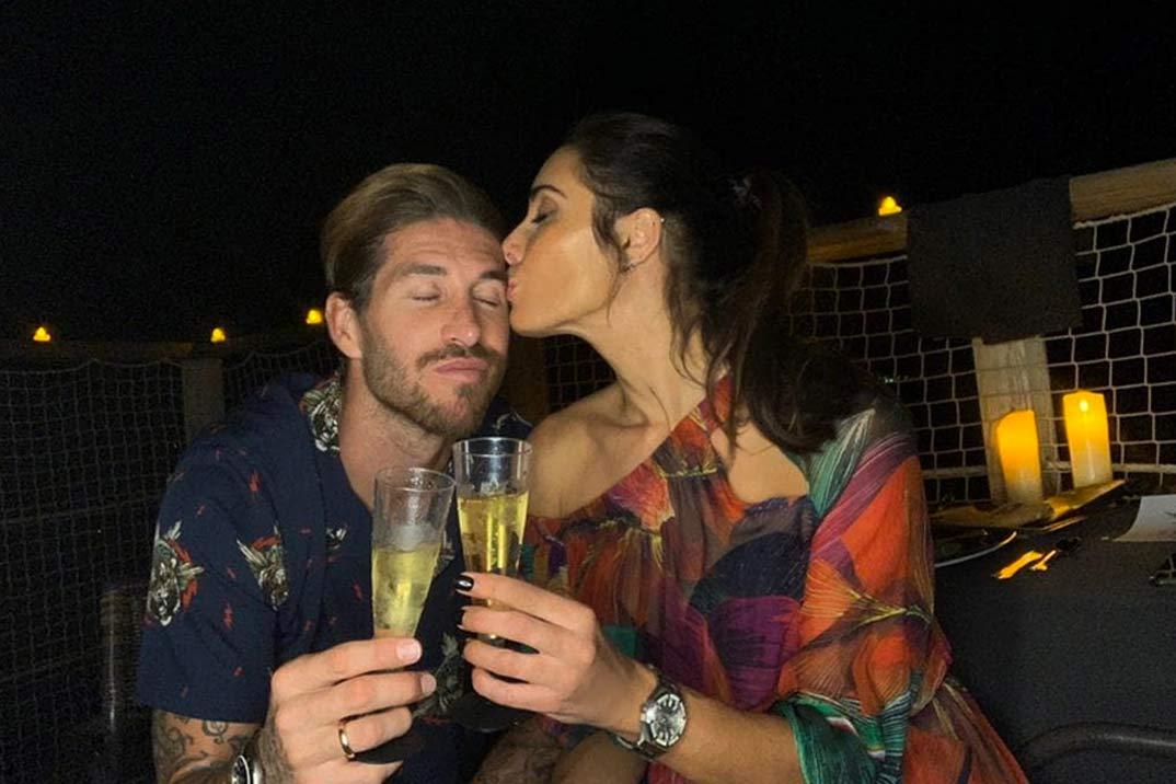 Pilar Rubio orgullosa de su marido Sergio Ramos