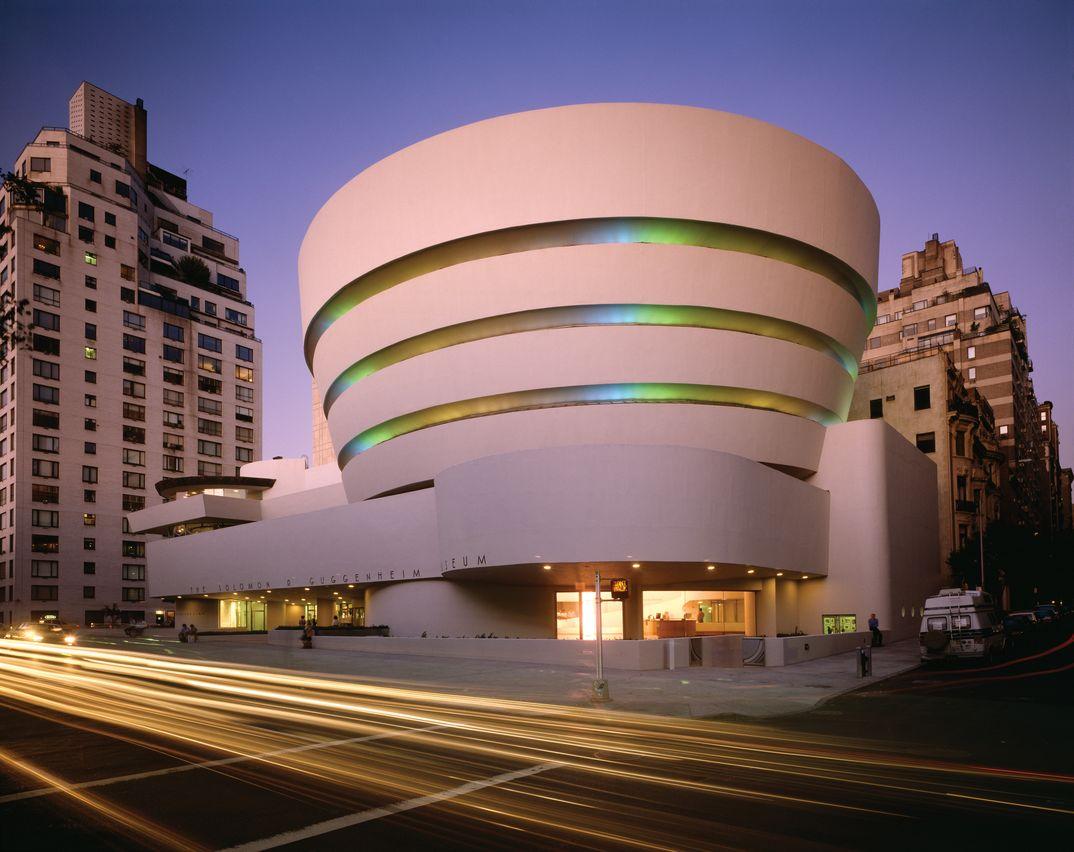 Solomon R Guggenheim Museum_photo by David Heald Solomon R. Guggenheim Foundation