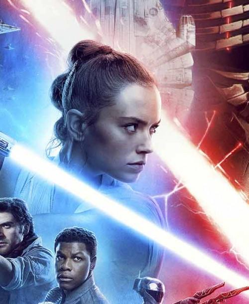 «El Ascenso de Skywalker»: Hoy estreno del Episodio IX de Star Wars