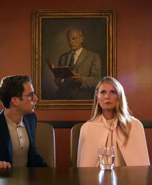 Primeras imágenes de The Politician, la nueva serie protagonizada por Gwyneth Paltrow