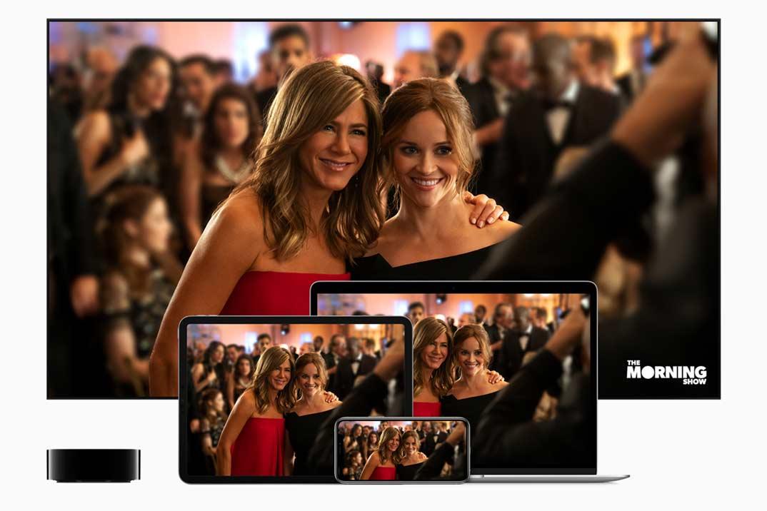 Llega Apple TV + con una amplia oferta de series de televisión