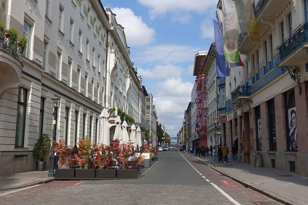 Ljubljana-calle