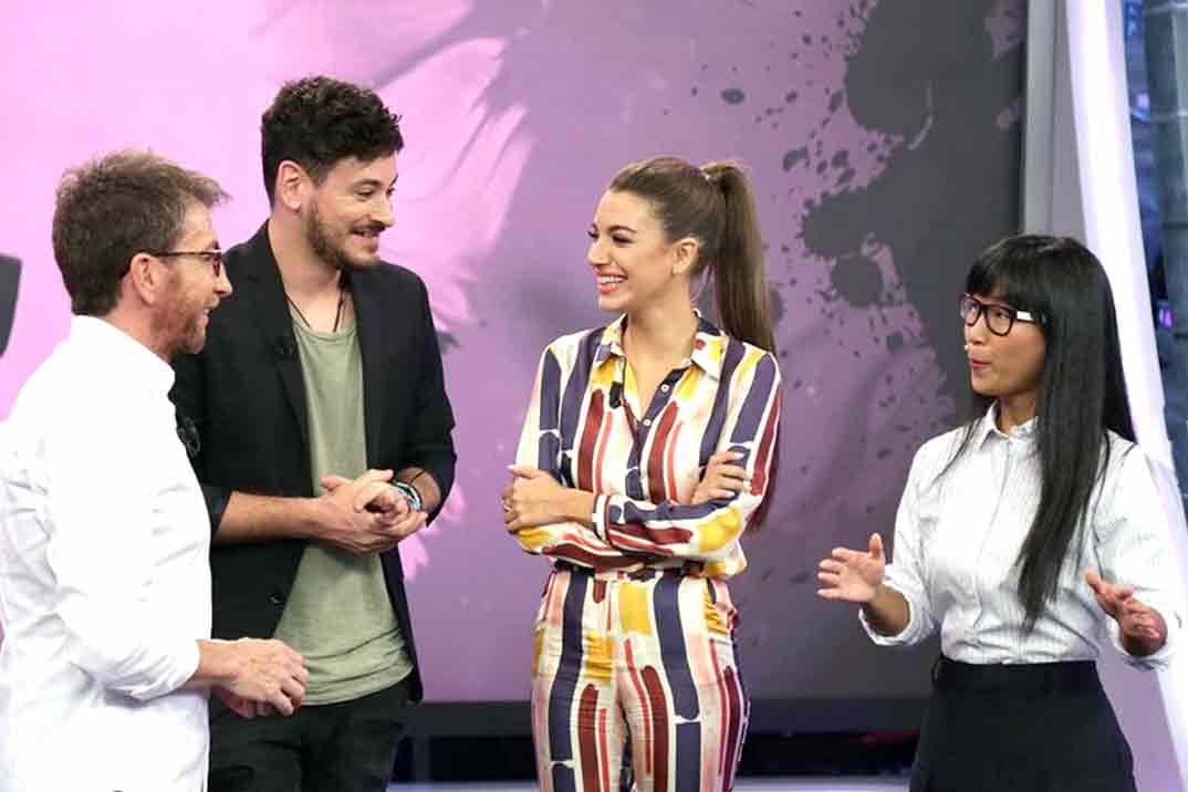 Ana Guerra Y Luis Cepeda Se Van Juntos De Gira Magazinespain Com