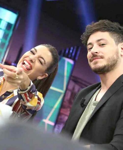 Ana Guerra y Luis Cepeda se van juntos de gira