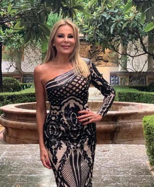 Ana Obregón habla sobre la salud de su hijo, Álex Lequio