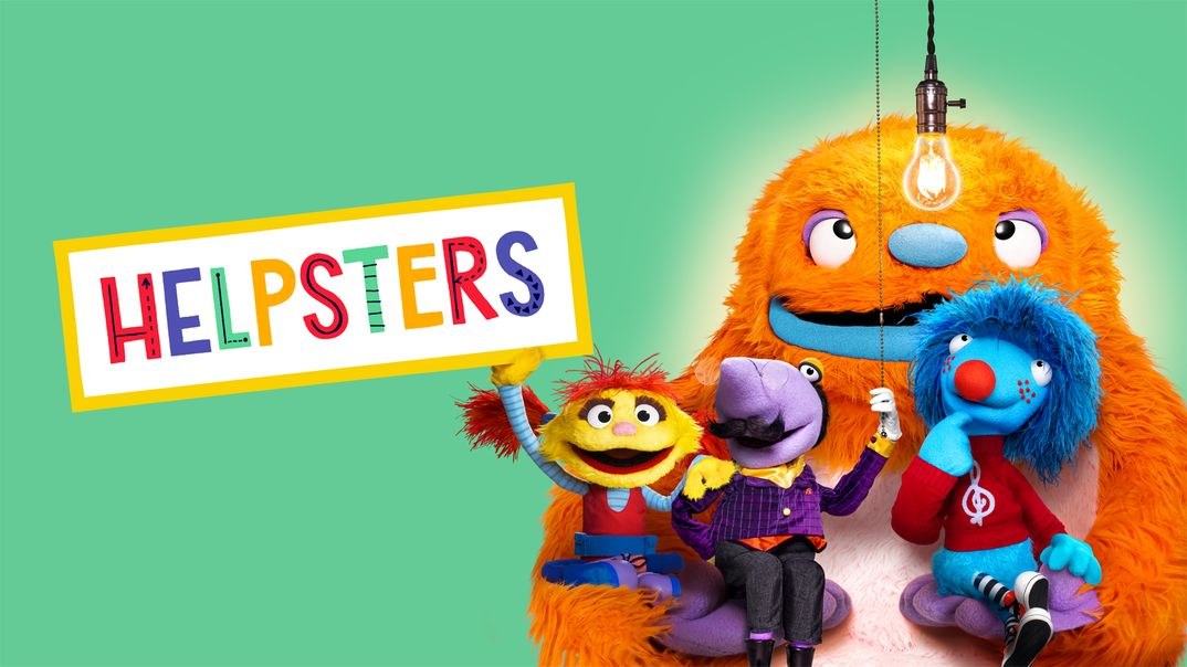 Helpsters © Apple TV +