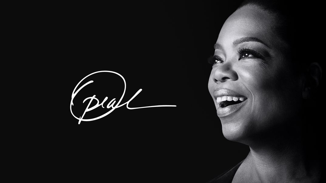 Oprah © Apple TV +