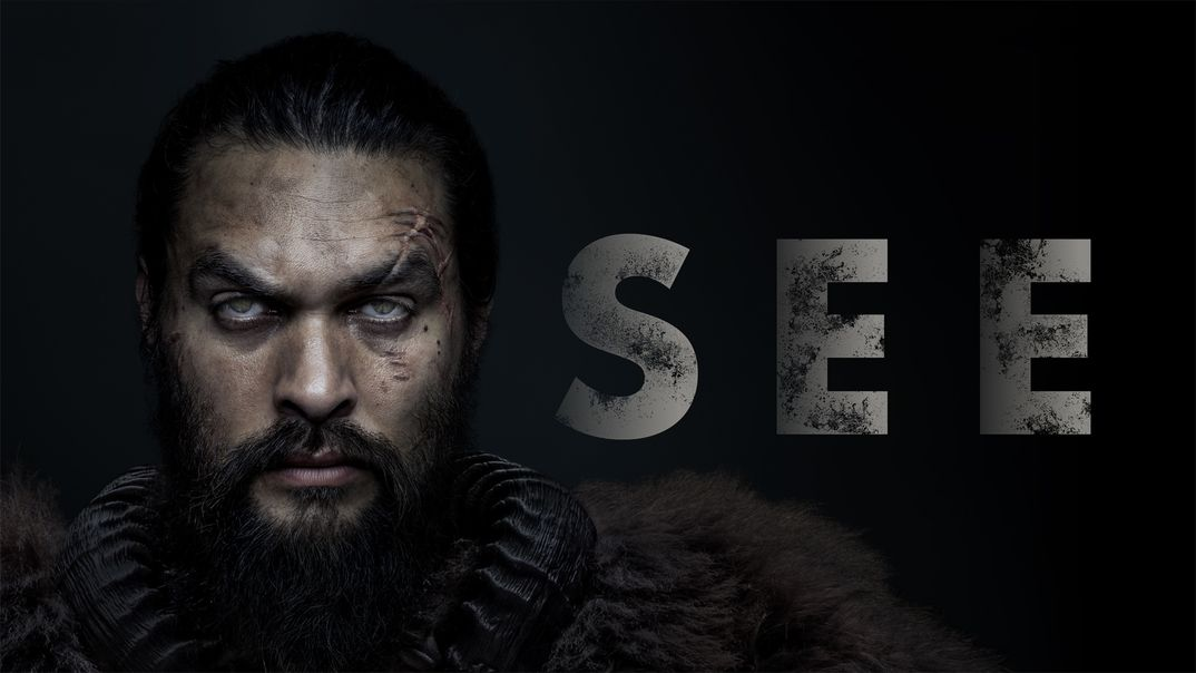 Jason Momoa - See © Apple TV +