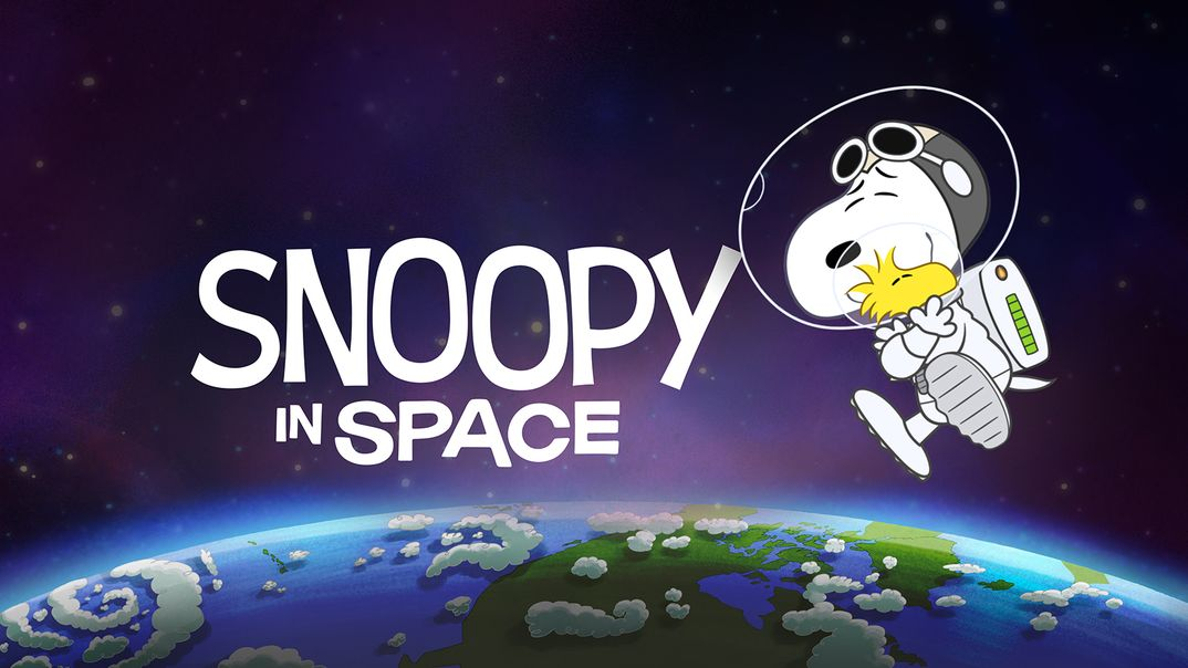 Snoopy in Space © Apple TV +
