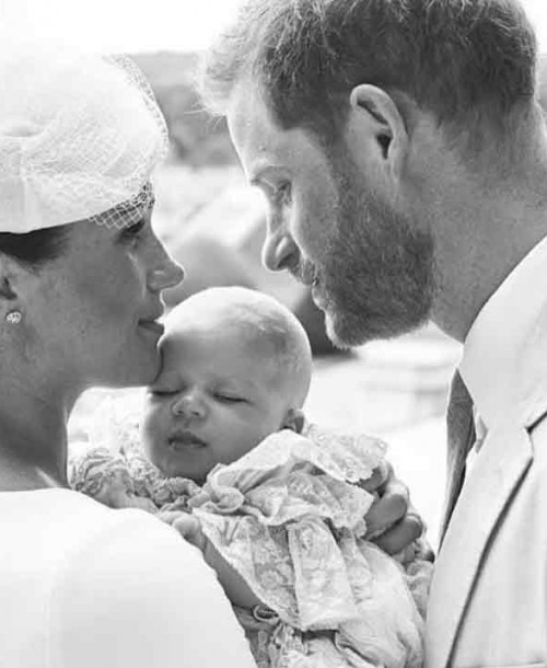 La cariñosa felicitación de Meghan Markle al príncipe Harry