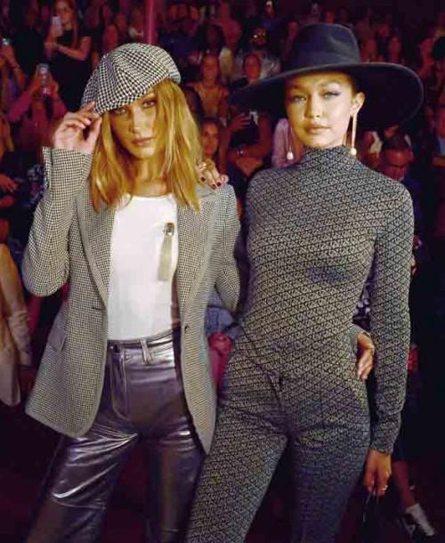 Gigi y Bella Hadid conquistan Nueva York