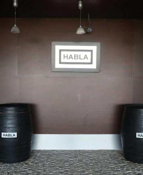 Bodegas Habla, una bodega vanguardista en Extremadura