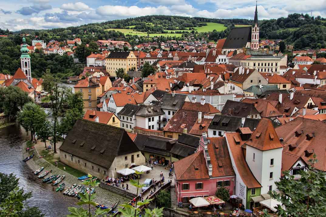 5 ciudades de centro Europa que quizás no conoces y te apasionarán